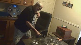 GRANDPA GOES CRAZY OVER WALTER SCOTT SHOOTING!