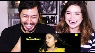 tvf s bisht please   trailer reaction discussion by jaby achara
