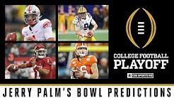 Jerry Palms 2019 Bowl Predictions   CBS Sports HQ