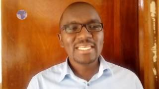 Nyeri  MCA speaks on the ongoing budget stalemate