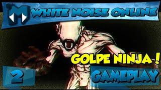 WHITE NOISE ONLINE COOP #2 - QUASE LÁ E GOLPES NINJAS !! / Gameplay 1080p 60fps PT-BR