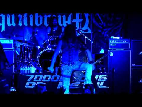 Equilibrium - Skyrim live @ 70000 tons of metal 2017