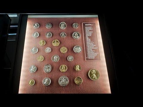 Вотчина Генриха Шлимана. Афинский нумизматический музей.