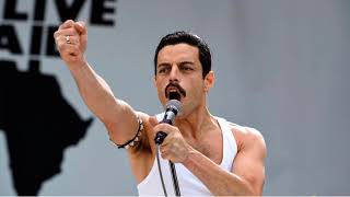 Queen - Radio Ga Ga Live Aid Bohemian Rhapsody Soundtrack