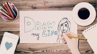 Draw my Life: La fille aux démons - LeaChoue