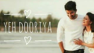 Ye Dooriyan |  Whatsapp Status |  PJ Creations