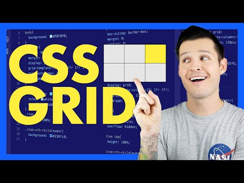 Making Modern Layouts With CSS Grid | CSS Grid Basics