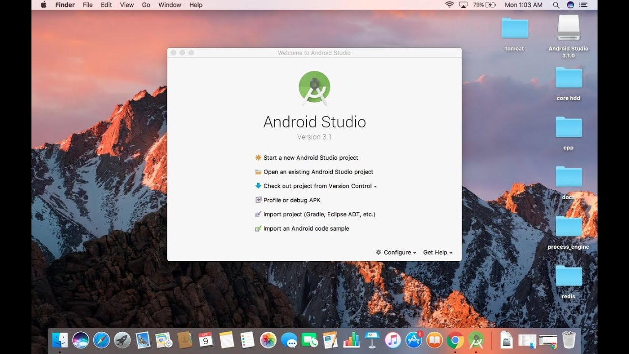 How to Install Android Studio on Mac + Build Your First App in Android  Studio