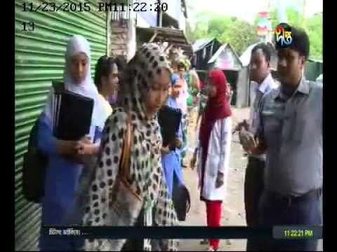 Report on CPC (BSMMU) Slum Project in Deepto TV