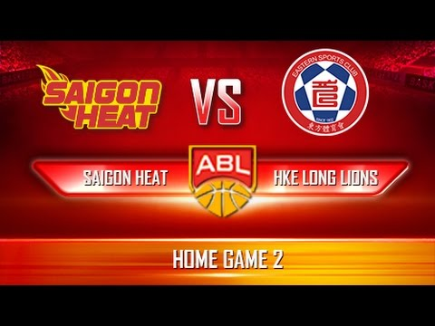 HomeGame 2: Saigon Heat - Hong Kong Eastern Long Lions (10.12)