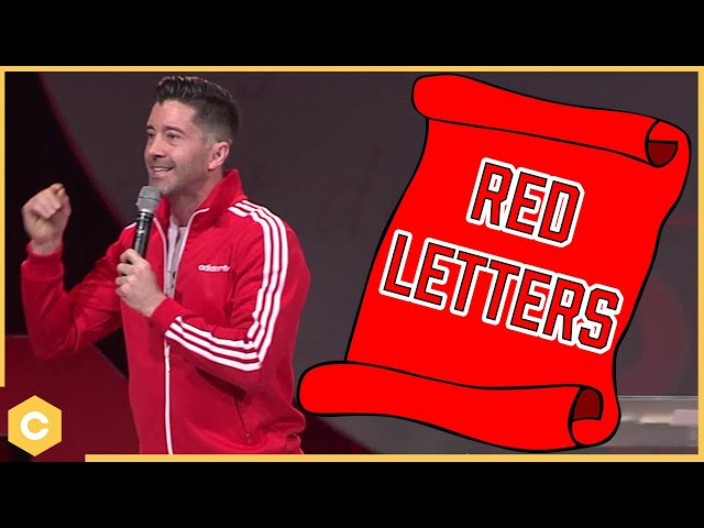 Red Letters | October 2018 | Jon Hohm