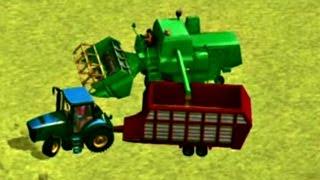 Игры ферма. Обзор приложения Маленький Фермер