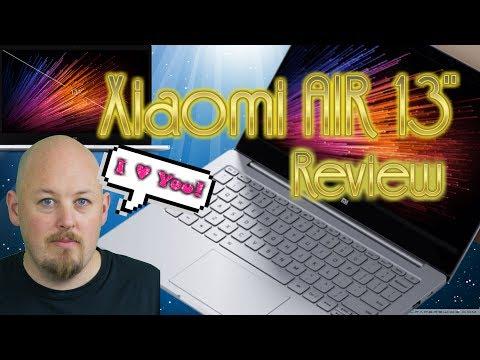 Xiaomi Air 13 Laptop Review- Half Priced MacBook Killer? + Coupon