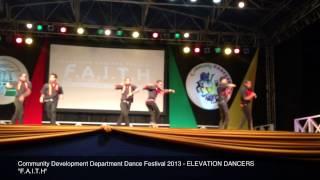 cdd dance fetival 2013 elevation dancers