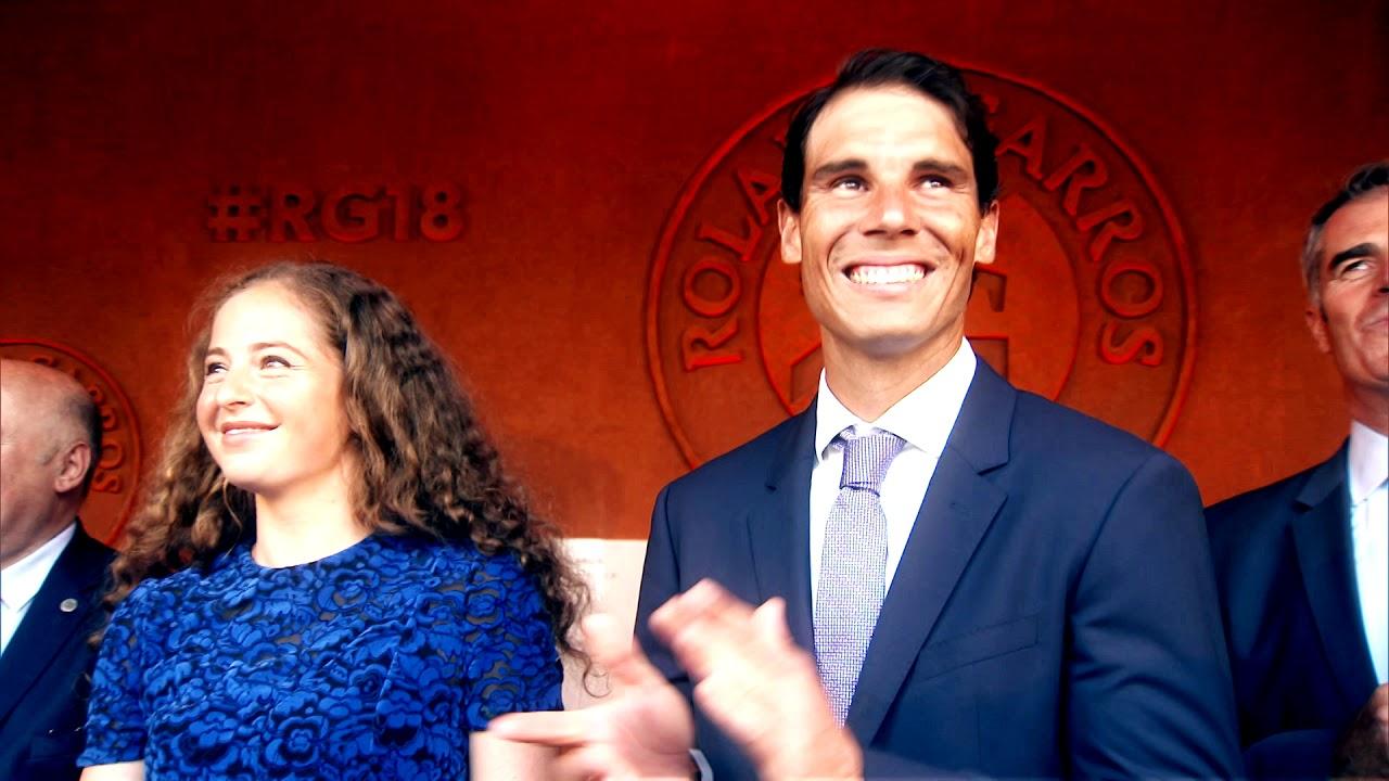 Nadal Honoured With 2018 Stefan Edberg Sportsmanship Award