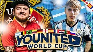 FIFA 18 | YOUNITED World Cup ERSTES GRUPPENSPIEL 😱😱 Was passiert hier ?! Hinspiel