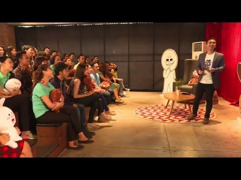 LINE Live Cast: Raditya Dika - Tutorial Stand Up Comedy