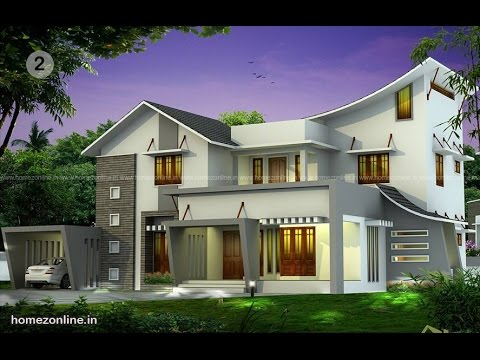 New house plan 3d models youtube for House plan 3d model