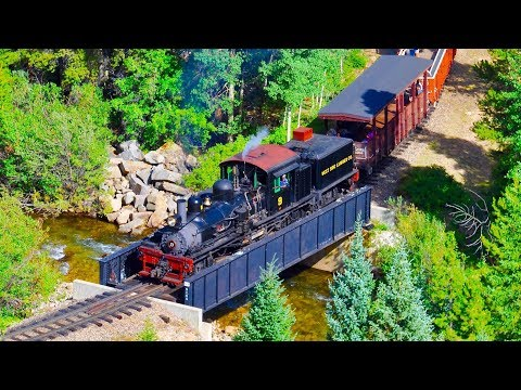 Georgetown Loop Railroad Steam Train