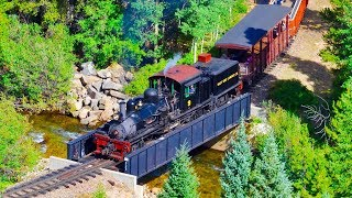 Georgetown Loop Railroad Steam Train