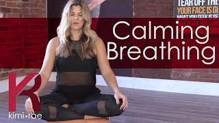 Calming Breathing for Meditation