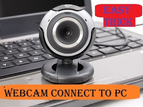 How Can Connect Webcam With Pc Without Driver Installation