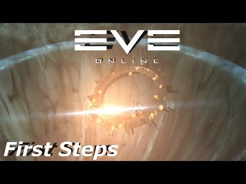 EVE Online – New player experience (Gallente)