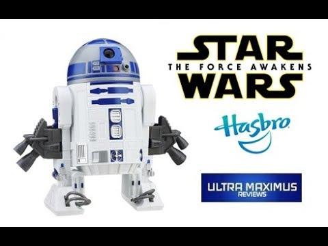 The Last Jedi R2-D2 12 Inch Action Figure NEW Disney Hasbro Star Wars
