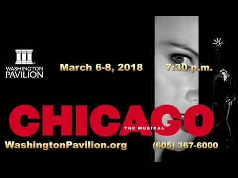 CHICAGO THE MUSICAL at Your Washington Pavilion