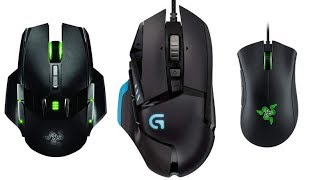 Top 7 Best Gaming Mouse 2018