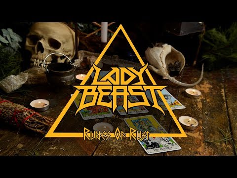 "LADY BEAST ""Runes of Rust"" [Heavy Metal Band Song 2020]"