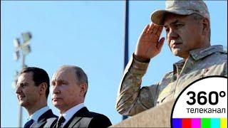 Путин обсудил с Асадом поставку российских комплексов С-300 в Сирию