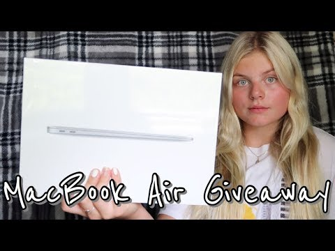 GIVEAWAY MacBook Air!