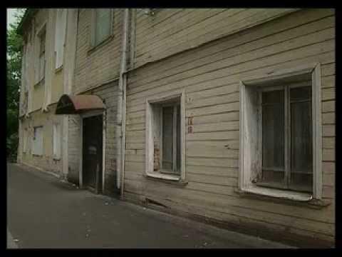 Прогулки по Москве. Дом Шаляпина