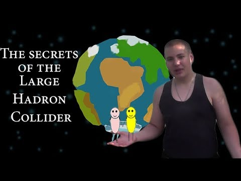 Breakthrough Junior Challenge: The secrets of the Large Hadron Collider