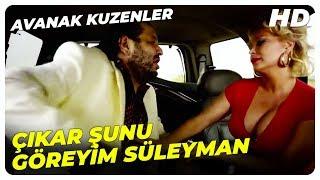 Avanak Kuzenler  Süleymanın Parfümü, Neclayı Baştan Çıkartıyor  Türk Filmi