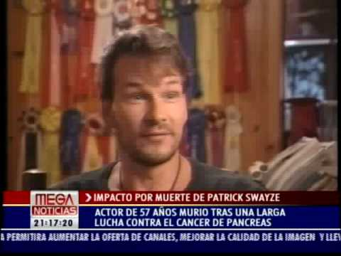 Muere Patrick Swayze, ...