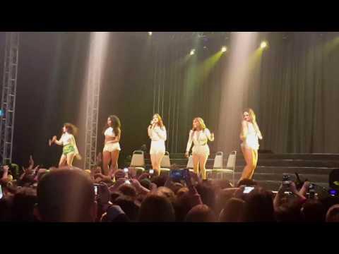 Fifth Harmony - Squeeze - Live in Porto Alegre - Brazil