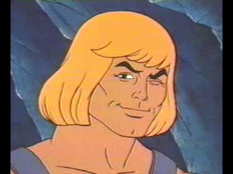 He-Man Leaves Message For Sick Boy (John Erwin)