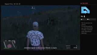Grand Theft Auto 5 LiveStream Come Chill
