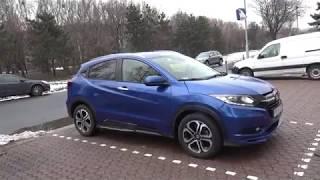 Speedzone-teszt: Honda HR-V 1.5 Executive (2018)