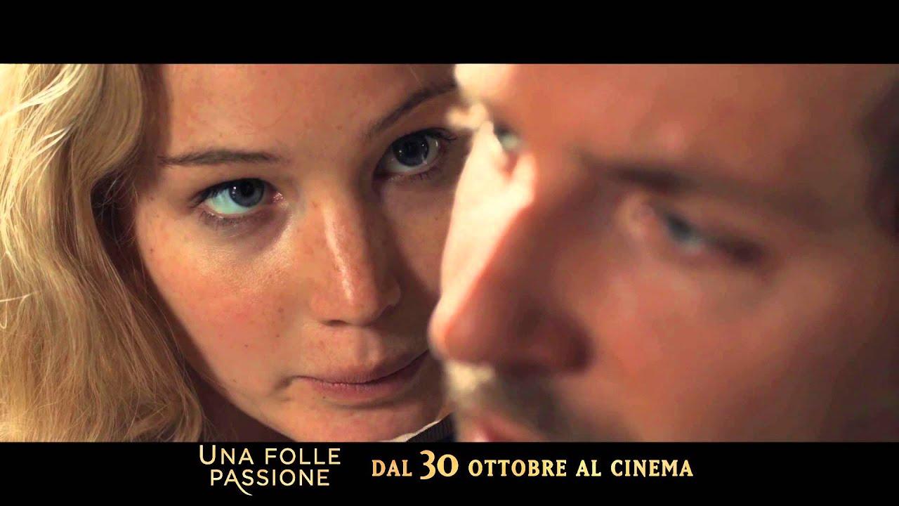 Una Folle Passione Bradley Cooper Jennifer Lawrence Spot 15