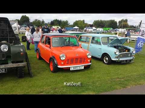 Classic Car Show 2017 Part 3 Stonham Barns Stowmarket