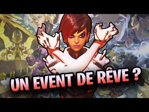 UN EVENT IDÉAL ► Lore Overwatch FR thumbnail