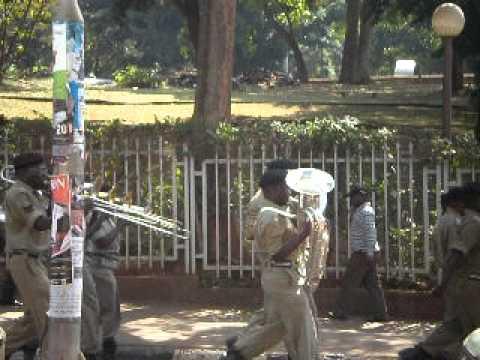 Solar Light for Africa 2010- Kampala Parade
