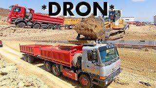 *Holbra DRON* Tatra Terrno, Phoenix and Liebherr 634