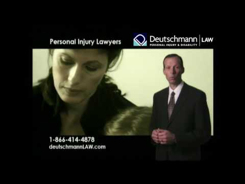 Kitchener Personal Injury Lawyer - Committed to your future