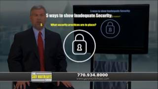 Inadequate  Security