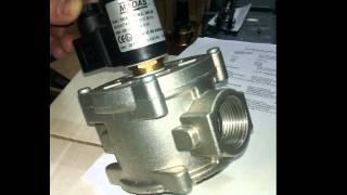 Клапан электромагнитный фильтр Мадас Madas(Электромагнитный муфтовый и фланцевый нормально закрытый и нормально открытый клапан для газовых сред,..., 2014-08-22T19:25:04.000Z)