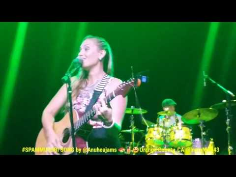 SPAM MUSUBI Song by Anuhea Jams @Anuheajams